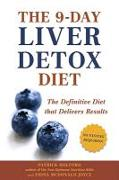 Cover-Bild zu Holford, Patrick: The 9-Day Liver Detox Diet: The Definitive Diet That Delivers Results