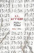 Cover-Bild zu Kennedy, A. L.: Süßer Ernst (eBook)
