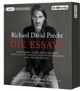 Cover-Bild zu Precht, Richard David: Die Essays
