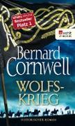 Cover-Bild zu Cornwell, Bernard: Wolfskrieg (eBook)
