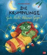 Cover-Bild zu Roeder, Annette: Die Krumpflinge - Gute Nacht, kleiner Gaga! (eBook)