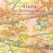 Cover-Bild zu Iwamura, Kazuo: Hurra, der Frühling ist da!