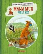 Cover-Bild zu Wieslander, Jujja: Mama Muh fährt Boot