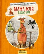Cover-Bild zu Wieslander, Jujja: Mama Muh räumt auf
