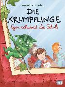 Cover-Bild zu Roeder, Annette: Die Krumpflinge - Egon schwänzt die Schule