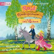 Cover-Bild zu Roeder, Annette: Rosa Räuberprinzessin und der kleine Lügenbaron (Audio Download)