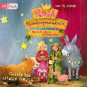 Cover-Bild zu Roeder, Annette: Rosa Räuberprinzessin - Tierisch schöne Weihnachten! (Audio Download)
