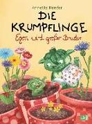 Cover-Bild zu Roeder, Annette: Die Krumpflinge - Egon wird großer Bruder