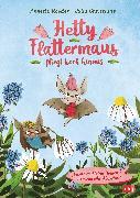 Cover-Bild zu Roeder, Annette: Hetty Flattermaus fliegt hoch hinaus (eBook)