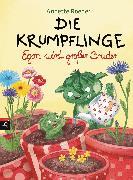 Cover-Bild zu Roeder, Annette: Die Krumpflinge - Egon wird großer Bruder (eBook)