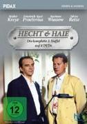 Cover-Bild zu Walter Kreye (Schausp.): Hecht & Haie, Staffel 2