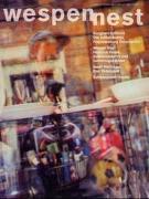 Cover-Bild zu Kraller, Bernhard (Hrsg.): 2000/119: Wespennest. Zeitschrift für brauchbare Texte und Bilder / Ironie - Wespennest (DVA)