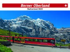 Cover-Bild zu Cal. Berner Oberland 2022 Ft. 31,5x23