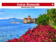 Cover-Bild zu Cal. Suisse Romande 2022 Ft. 31,5x23