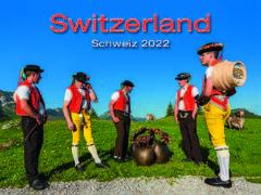 Cover-Bild zu Cal. Switzerland 2022 Ft. 315 x 230 mm