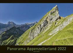 Cover-Bild zu Steiner, Marcel (Fotograf): Panorama Appenzellerland 2022