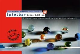 Cover-Bild zu Rachow, Axel (Hrsg.): Spielbar Swiss Edition
