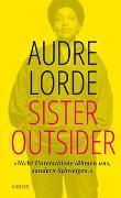 Cover-Bild zu Lorde, Audre: Sister Outsider