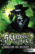 Cover-Bild zu Skulduggery Pleasant 5 - Rebellion der Restanten von Landy, Derek