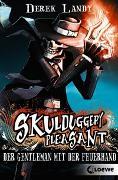 Cover-Bild zu Skulduggery Pleasant 1 - Der Gentleman mit der Feuerhand von Landy, Derek