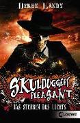 Cover-Bild zu Skulduggery Pleasant 9 - Das Sterben des Lichts von Landy, Derek