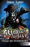 Cover-Bild zu Skulduggery Pleasant 6 - Passage der Totenbeschwörer von Landy, Derek