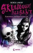 Cover-Bild zu Skulduggery Pleasant 4 - Sabotage im Sanktuarium von Landy, Derek
