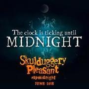 Cover-Bild zu Skulduggery Pleasant 11. MIDNIGHT von Landy, Derek