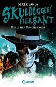 Cover-Bild zu Skulduggery Pleasant 7 - Duell der Dimensionen von Landy, Derek