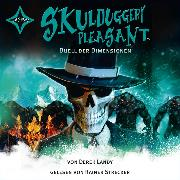 Cover-Bild zu Skulduggery Pleasant, Folge 7: Duell der Dimensionen (Audio Download) von Landy, Derek