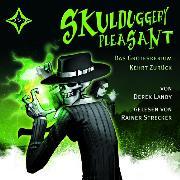 Cover-Bild zu Skulduggery Pleasant, Folge 2: Das Groteskerium kehrt zurück (Audio Download) von Landy, Derek