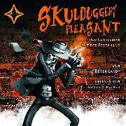 Cover-Bild zu Skulduggery Pleasant, Folge 1: Der Gentleman mit der Feuerhand (Audio Download) von Landy, Derek
