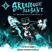 Cover-Bild zu Skulduggery Pleasant, Folge 3: Die Diablerie bittet zum Sterben (Audio Download) von Landy, Derek