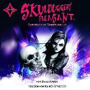 Cover-Bild zu Skulduggery Pleasant, Folge 4: Sabotage im Sanktuarium (Audio Download) von Landy, Derek