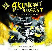 Cover-Bild zu Skulduggery Pleasant, Folge 5: Rebellion der Restanten (Audio Download) von Landy, Derek