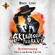 Cover-Bild zu Skulduggery Pleasant, Folge 10: Auferstehung (Audio Download) von Landy, Derek