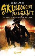 Cover-Bild zu Skulduggery Pleasant 8 - Die Rückkehr der Toten Männer von Landy, Derek