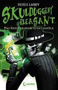 Cover-Bild zu Skulduggery Pleasant 2 - Das Groteskerium kehrt zurück von Landy, Derek