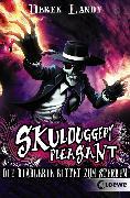 Cover-Bild zu Skulduggery Pleasant 3 - Die Diablerie bittet zum Sterben (eBook) von Landy, Derek