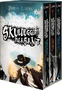 Cover-Bild zu Skulduggery Pleasant, Bände 1-3 von Landy, Derek