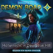 Cover-Bild zu Demon Road 2 - Höllennacht in Desolation Hill (Audio Download) von Landy, Derek