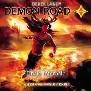 Cover-Bild zu Demon Road 3 - Finale Infernale (Audio Download) von Landy, Derek