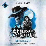 Cover-Bild zu Skulduggery Pleasant - Mitternacht (Folge 11) (Audio Download) von Landy, Derek