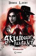Cover-Bild zu Skulduggery Pleasant - Wahnsinn von Landy, Derek