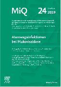 Cover-Bild zu MIQ 24: Atemwegsinfektionen bei Mukoviszidose von Deutsche Gesellschaft für (Hrsg.)