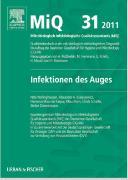 Cover-Bild zu MiQ 31: Infektionen des Auges von Podbielski, Andreas (Hrsg.)