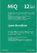 Cover-Bild zu MIQ 12: Lyme-Borreliose von Deutsche Gesellschaft für (Hrsg.)