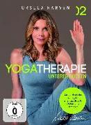 Cover-Bild zu Ursula Karven - Yogatherapie 02 - Unterer Rücken von Ursula Karven (Schausp.)