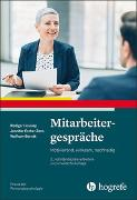 Cover-Bild zu Mitarbeitergespräche von Hossiep, Rüdiger