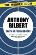 Cover-Bild zu Death at Four Corners (eBook) von Gilbert, Anthony